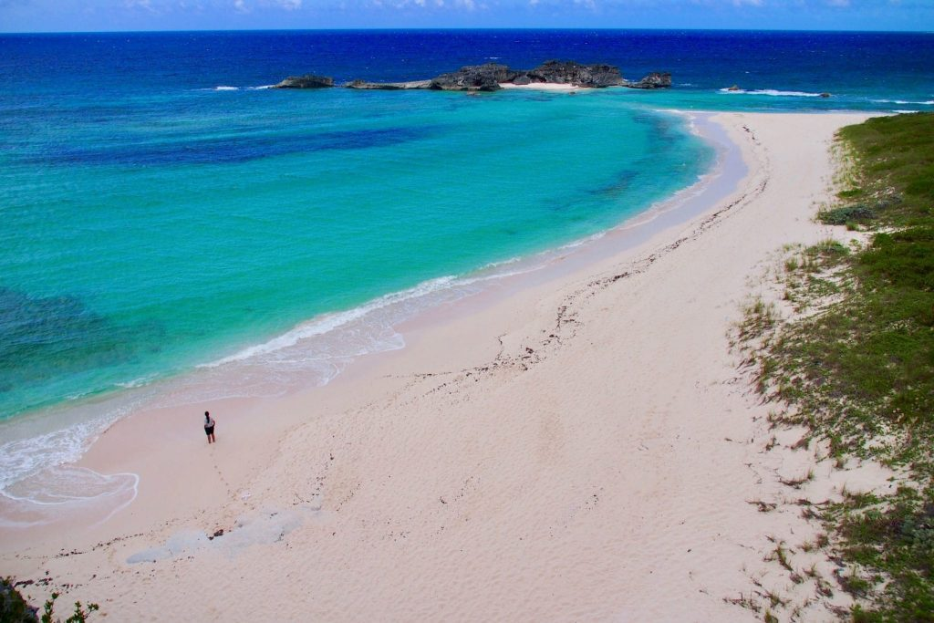 Mudjin Harbour Beach (Middle Caicos)